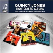 Quincy Jones: Eight Classic Albums