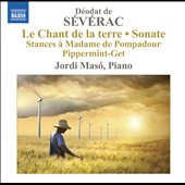 D&eacute;odat de Severac: Complete Piano Music, Vol. 3 / Jordi Maso, piano
