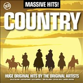 Various Artists: Massive Hits!: Country [Box]
