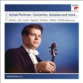 Itzhak Perlman: Concertos, Sonatas and More ...