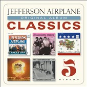 Jefferson Airplane: Original Album Classics [Box]