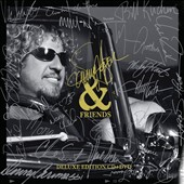 Sammy Hagar: Sammy Hagar and Friends [CD/DVD] [Deluxe Edition] [Digipak]