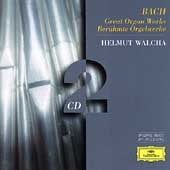 Bach: Great Organ Works / Helmut Walcha
