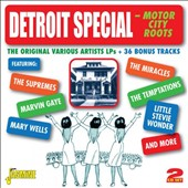Various Artists: Detroit Special: Motor City Roots