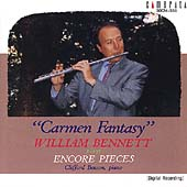 Carmen Fantasy - Encore Pieces / Bennett, Benson