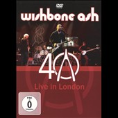 Wishbone Ash: 30th Anniversary Concert: Shepherds Bush Empire, London 22 Apr 2000