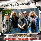 The Kentucky Headhunters (Country): Snapshot [Slipcase] *