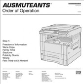 Ausmuteants: Order of Operation [Digipak] *
