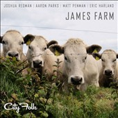 James Farm: City Folk [Digipak] *