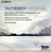 Sally Beamish: The Singing - concertante works, 2003-12 / James Crabb, accordion; Branford Marsalis, saxophone; RSNO; Brabbins et al.