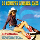 Various Artists: 50 Country Number Ones [Not Now]