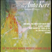 Anita Kerr Orchestra: The Five Classic Warner Brothers Albums 1966-1968