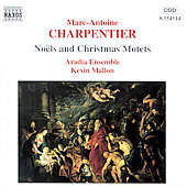 Charpentier: N&ouml;els & Christmas Motets / Aradia Ensemble