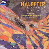 Halffter: Sinfonietta, etc / Adrian Leaper, Grand Canary PO