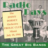 Jimmy Dorsey: Frolic Club