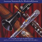 American Masterworks for Woodwind Quartet