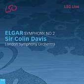 Elgar: Symphony no 2 / Sir Colin Davis, London SO