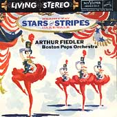 Kay: Stars and Stripes, etc / Arthur Fiedler, Boston Pops