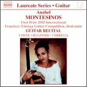 Laureate Series, Guitar - Anabel Montesinos