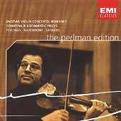 The Perlman Edition - Dvorak: Violin Concerto, etc / Perlman