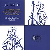 Bach Guild - Bach: Complete Flute Sonatas / Robison, Cooper