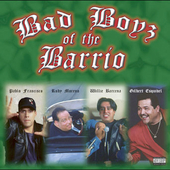Various Artists: Bad Boyz of the Barrio [PA]