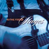 Ruthie Foster: Stages