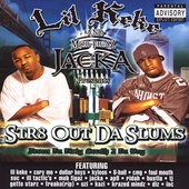 Lil' Keke: Str8 Out da Slums [PA]