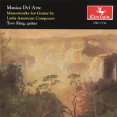 Musica del arte - Carlevaro, Gnattali, etc / Troy King