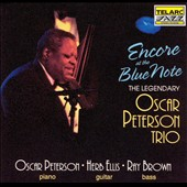 Oscar Peterson/Oscar Peterson Trio: Encore at the Blue Note