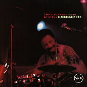 Tony Williams (Drums)/The Tony Williams Lifetime (Drums): Emergency!