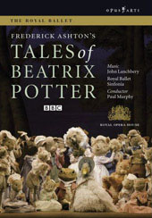 Frederick Ashton: Tales of Beatrix Potter / Paul Murphy/Royal Ballet [DVD]