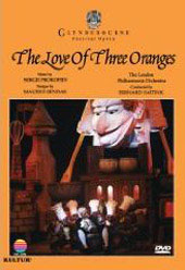 Prokofiev: The Love of Three Oranges / Haitink/LPO, Maurice Sendak [DVD]