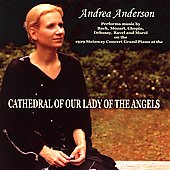 Cathedral of Our Lady of the Angels / Andrea Anderson