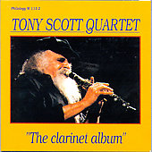Tony Scott (Jazz): Clarinet Album