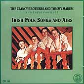 The Clancy Brothers: Irish Folk Songs & Airs