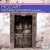 Mozart: The Piano Concertos Vol 2 / Kirschnereit, Beermann