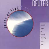 Deuter: Sands of Time - Selected Studio And Concert Recordings