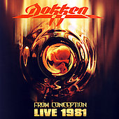 Dokken: From Conception: Live 1981 [Remaster]