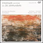 Choral Music from the Late 20th Century / Hermann, et al