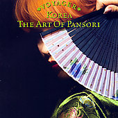Various Artists: Voyager Series: Korea - The Art of Pansori