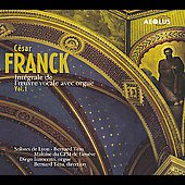 Franck: Works for Voice and Organ / Innocenzi, et al