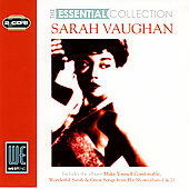 Sarah Vaughan: The Essential Collection