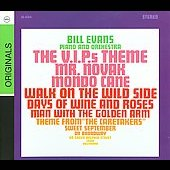 Bill Evans (Piano): Plays the Theme from V.I.P.  and Others [Slimline]