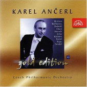 Ancerl Gold Edition Vol 43 - 46 - Britten, Dobias, Kalas, etc / Rauch, Czech PO, et al
