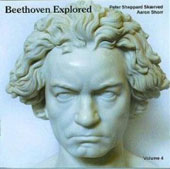 Beethoven Explored Vol 4 / Peter Sheppard-Skaerved, Aaron Shorr