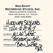 Preservation Hall Jazz Band: The Hurricane Sessions