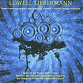 Liebermann: Quintets, etc / Manasse, Mason, Korevaar, et al
