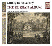 The Russian Album - Dimitri Bortniansky / Pratum Integrum Orchestra