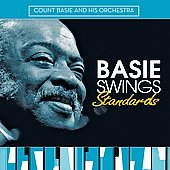 Count Basie: Basie Swings Standards